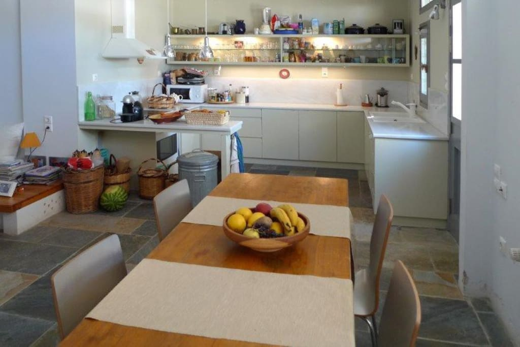 3. kitchen and dining