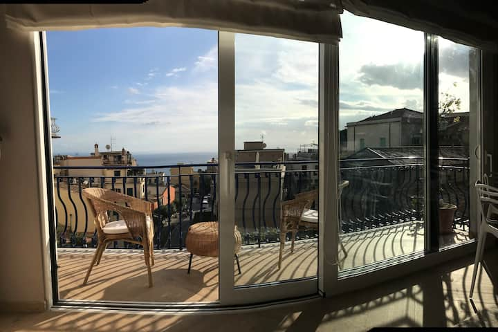 New Amazing Flat in the heart of Taormina
