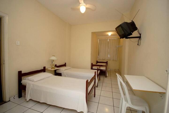 Apartamento de Hotel no Centro de Volta Redonda