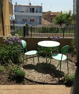 Room for 2 near nature and 5 minute walk to beach - Fano