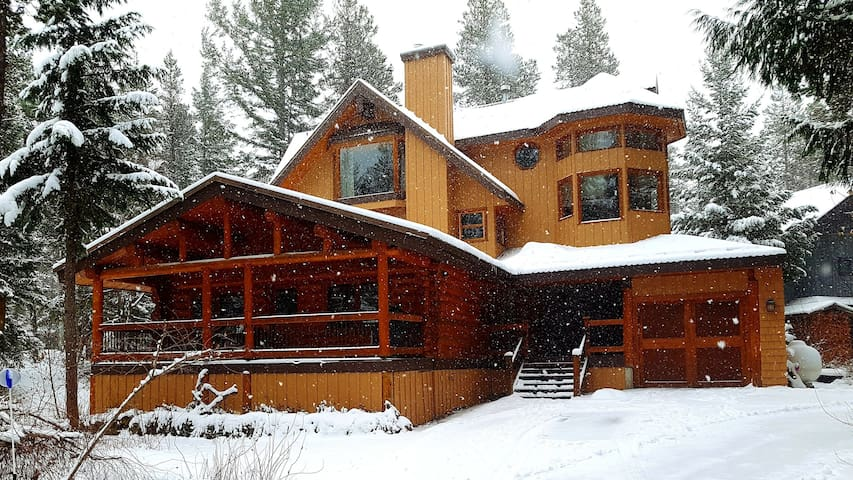 Beautiful Mountain Getaway Home - Whistler - Rumah