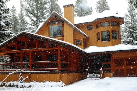 Beautiful Mountain Getaway Home - Whistler - House