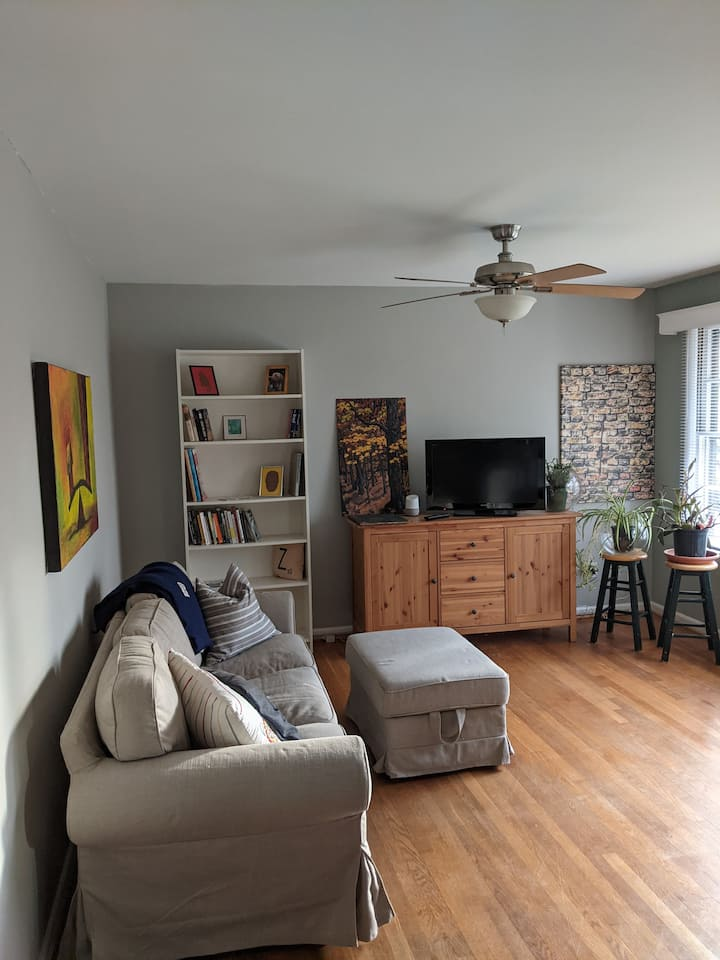 Cozy stay in the DC Metro area - Entire house