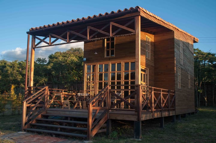 Cabaña campestre 2 en Villa de Leyva - Xuetama