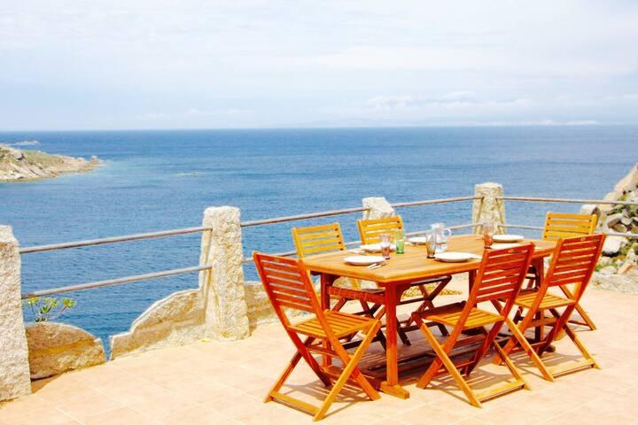 VILLA ELISA 4BR-solarium&sea&view by KlabHouse - Santa Teresa Gallura - Villa