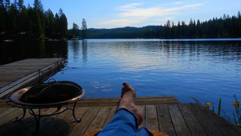 Welcome to Serene Lake Sacheen!