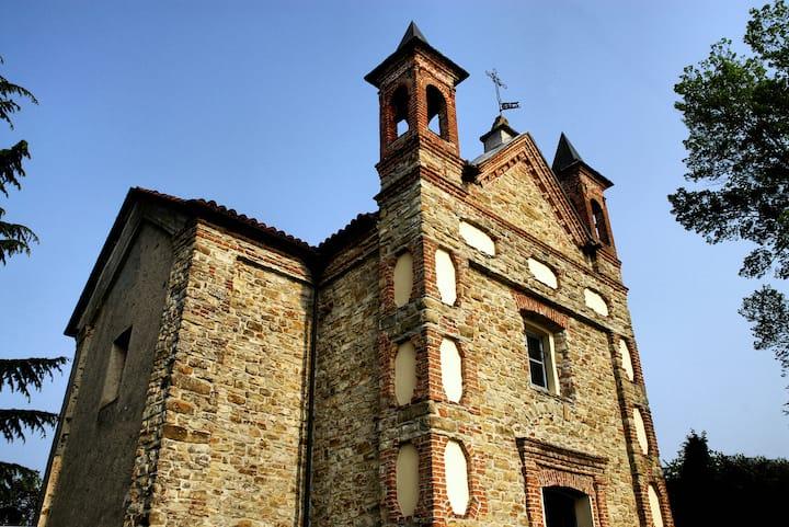 Artist residence in San Giorgio Scarampi