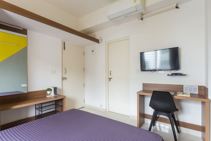 Settl. Annecy - Fully furnished Private Rooms