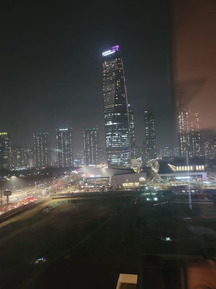 송도신도시 신축 양창 야경맛집