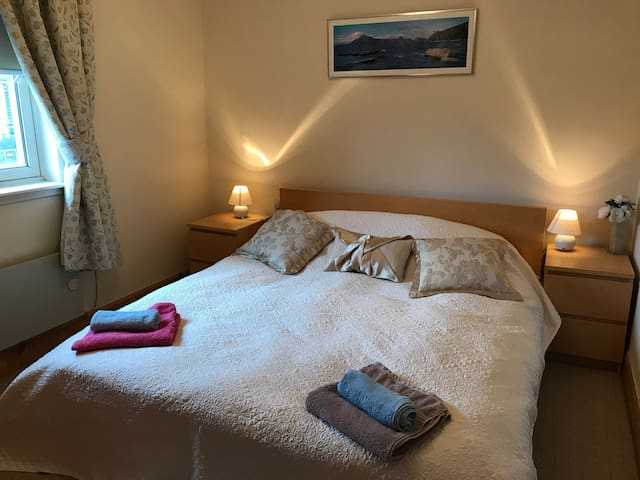 Double Room - Fort William - House
