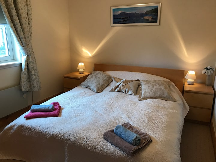 Fort William.Double Room