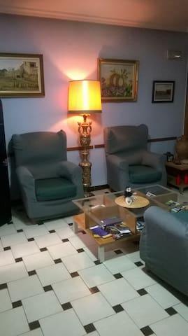 1 habitación individual