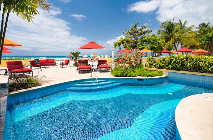 Ocean Two Resort - One Bedroom Oceanfront Suite - Breakfast Included