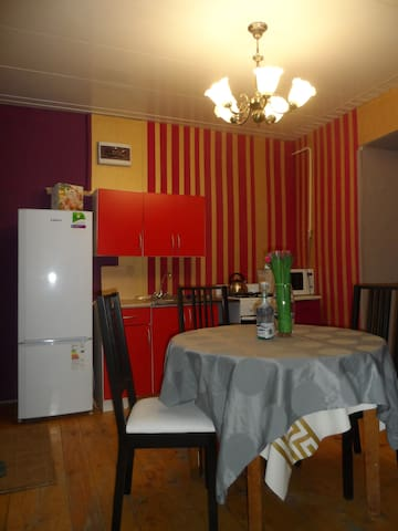 Spacious 1room apt w/individual entrance (center) - Kazan - Apartment