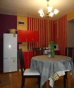 Spacious 1room apt w/individual entrance (center) - Kazan - Apartamento