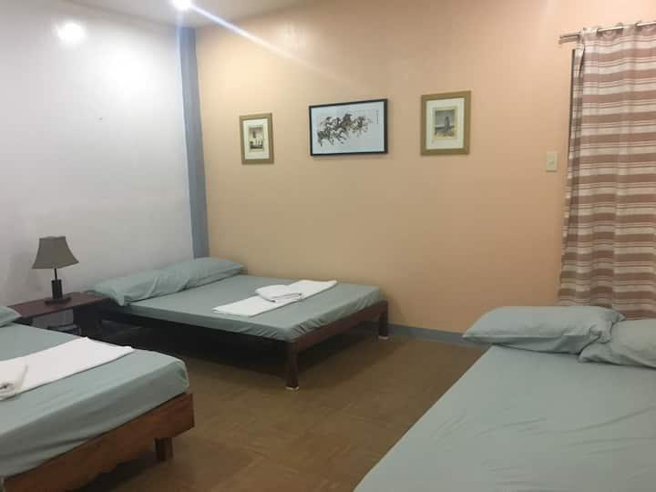 Zen Garden Apartelle room 4
