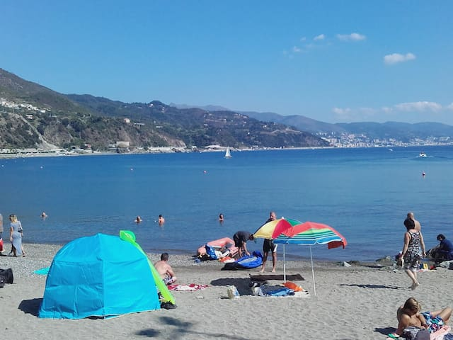 Appartamento a pochi passi dal mare - Arenzano - Apartment