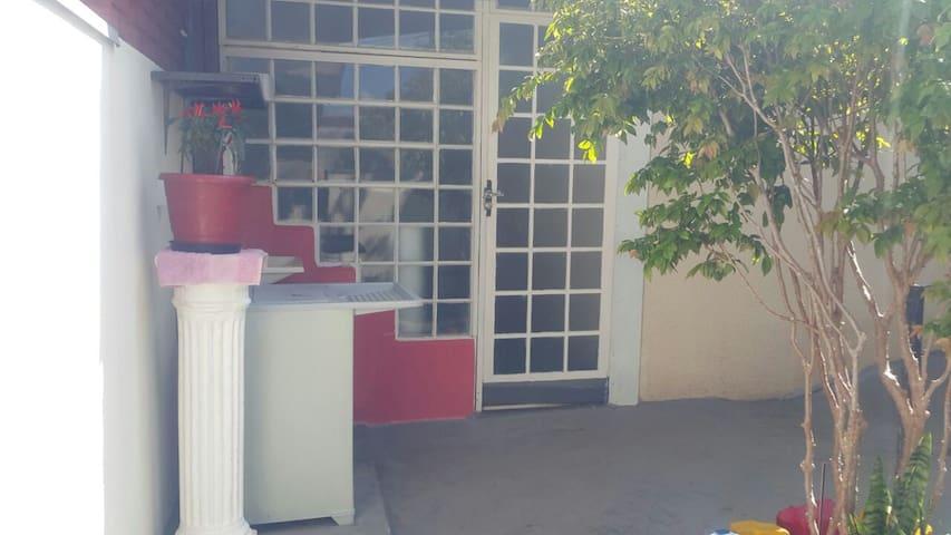 Casa das Árvores. - Campinas - Bed & Breakfast