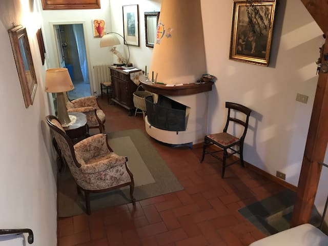 Delicious independent in Fiesole in Villa Gaia