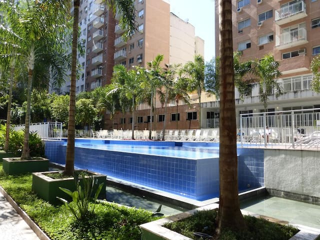 Apartment in the heart of Lapa