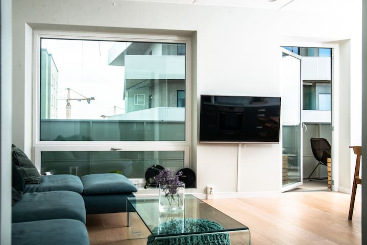Top modern exclusive Apt. close to Friends Arena