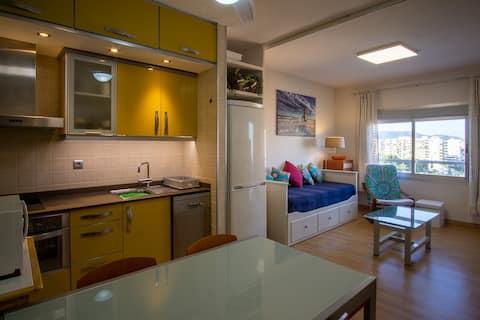 ★ Confortable apartamento con vistas y piscina