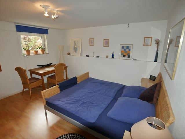 Ruhiges Ferienzimmer in Staufen im Breisgau