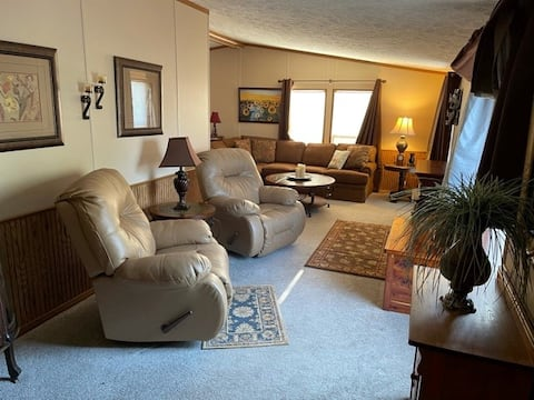 Relax & enjoy privacy & seclusion!