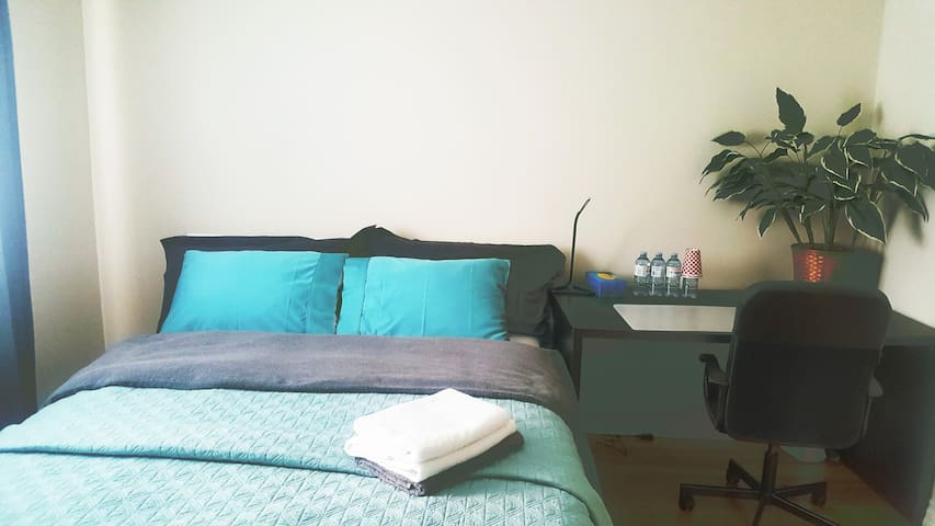 1 cosy  bedroom  in  Thornhill with  shared b-room