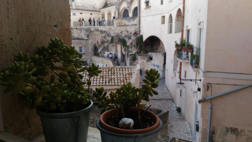 Casetta Sassi - Matera - Lägenhet