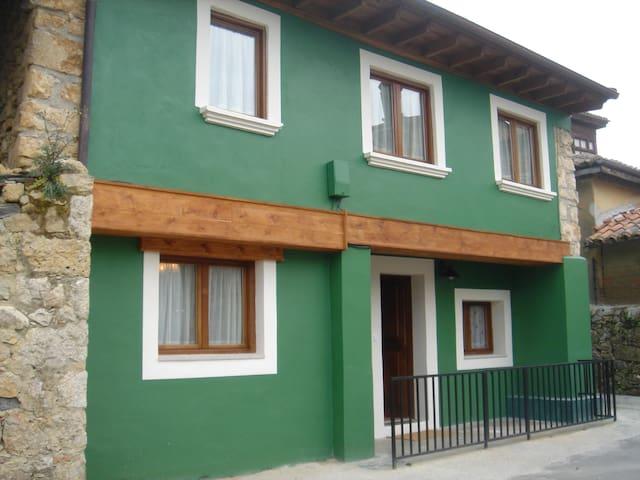 Miyares, Asturias - Casa Verde - Miyares - Talo