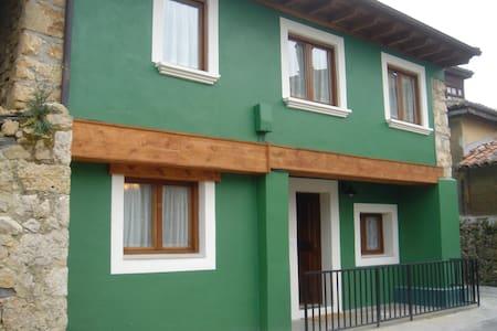 Miyares, Asturias - Casa Verde - Miyares - Casa