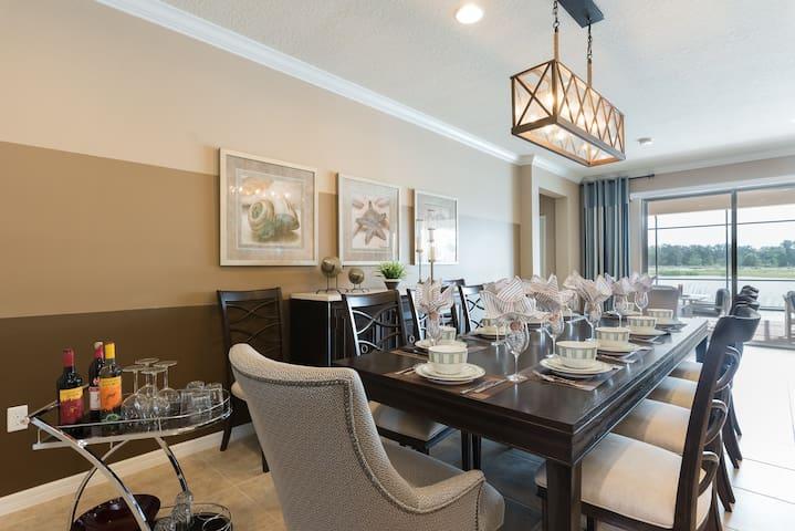 Prestige 3: New Lux Home, South Fc Lake View, Pool
