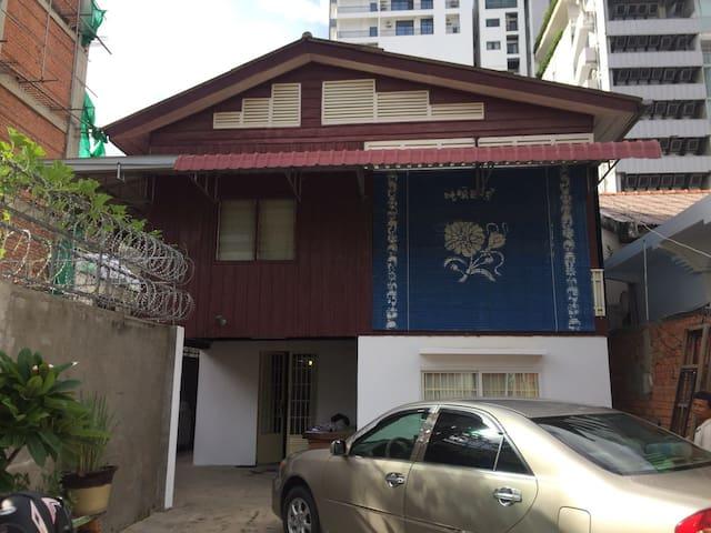 Truly Khmer Boutique Villa Near Russian Market