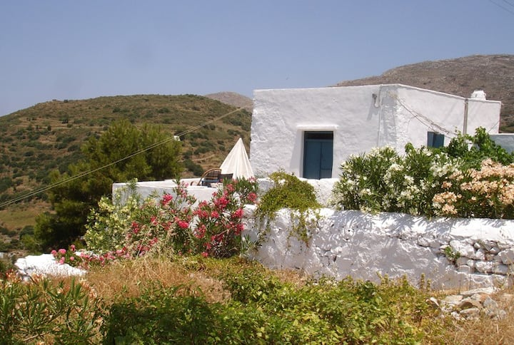 Charming house in a  mountain village on Amorgos