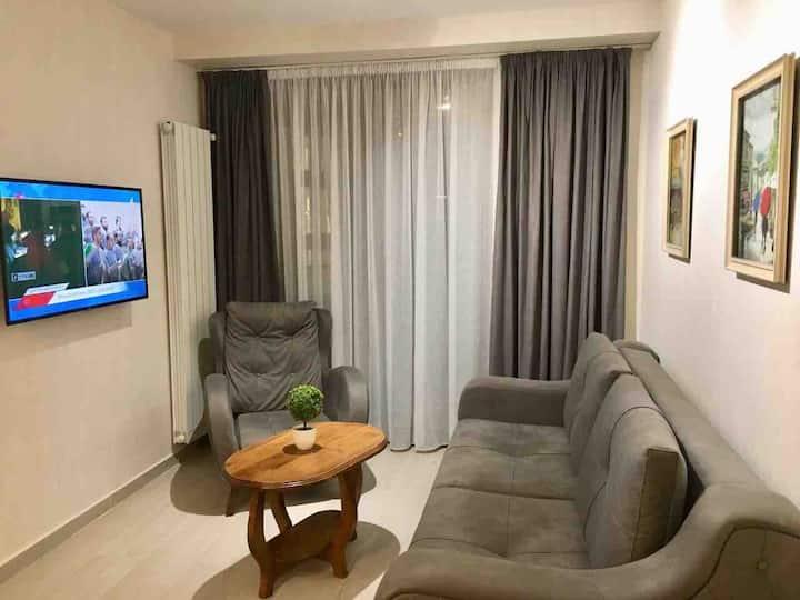 2 Bedroom apartment in new Gudauri, Loft 1 -REDCO