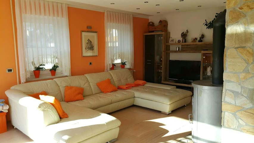 Villa Bird of Paradise, flat Erazem - Bled - Apartment