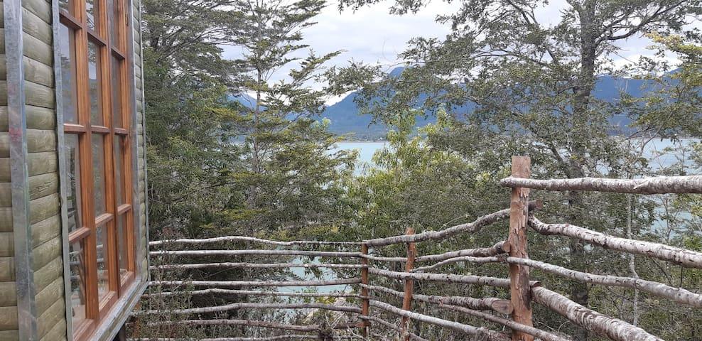 Cabaña para 6 personas en Termas de Sotomó