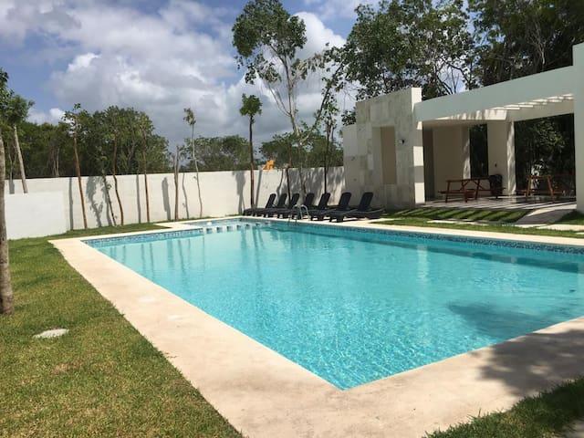 Luxurious & Unique Selva Nova Beach Apartment