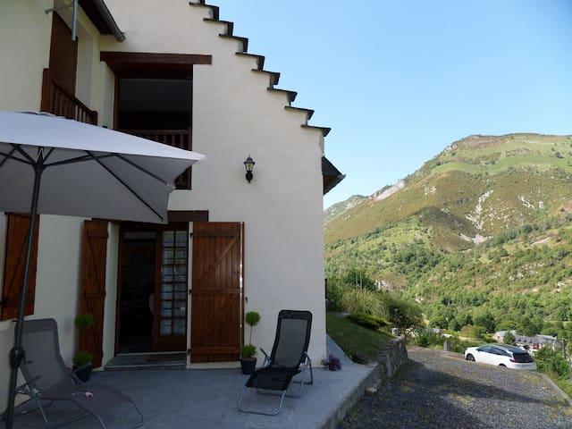 Bergerie rénovée au coeur des Hautes-Pyrénées