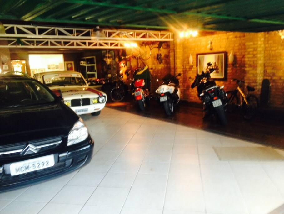 Garagem Interna