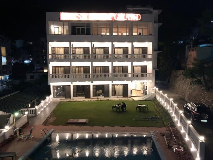 Rishikesh Grand Double/Twin Room