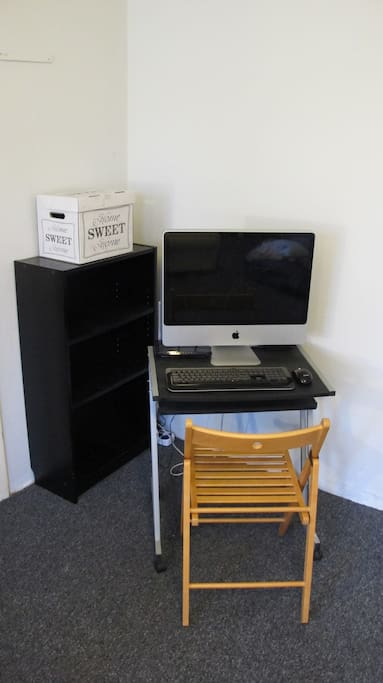 Serviceable PC with Internet and TV