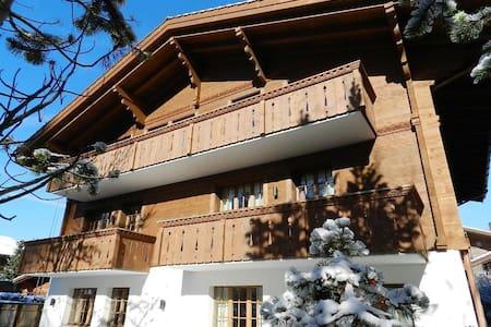 Top Wohnung im Zentrum von Gstaad - Saanen - Appartement