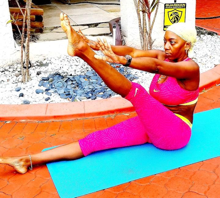 Focus Toning The legs