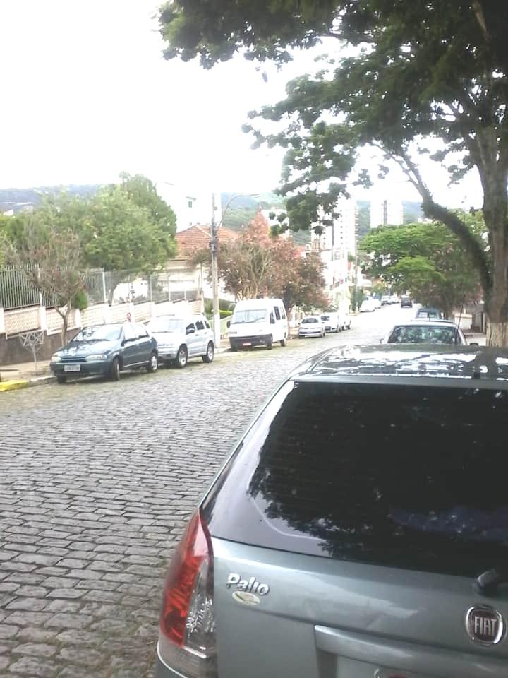 Casa no centro de São Lourenço