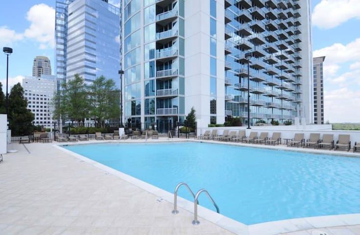 Luxury Condominium located in Buckhead