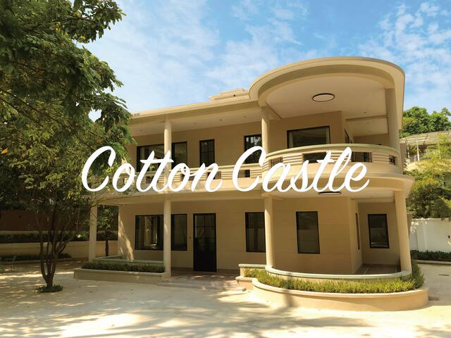 CottonCastle-301|历史别墅|超大花园|地铁淘金&区庄|东山口|天河|广州塔|珠江新城