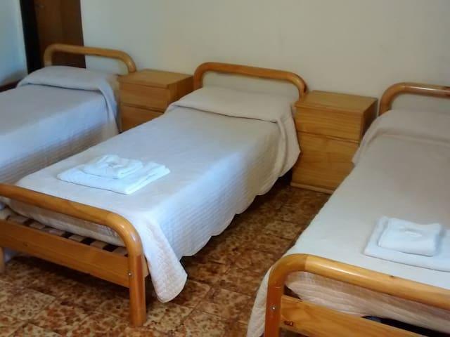 Apart Hotel Las Cepas - Habitacion Doble