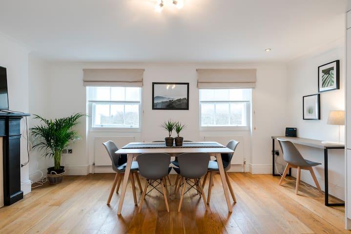 3 bedroom/Duplex, Baker street/Marylebone apart